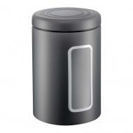 Wesco - Pojemnik z okienkiem CL 2l grafitowy MATT Wesco