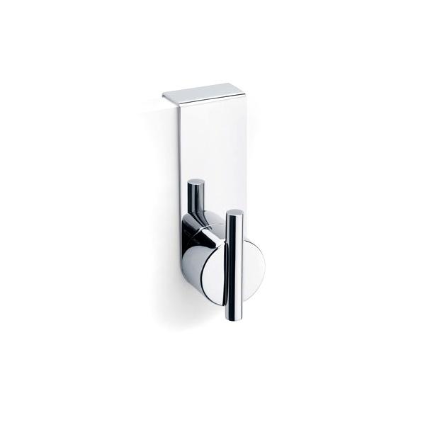 Wieszak na drzwi o grubości 1,5cm polerowany Blomus Duo Poli 68578