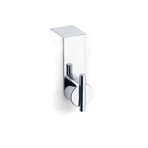 Wieszak na drzwi o grubości 4,1cm polerowany Blomus Duo Poli 68579