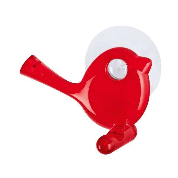 Wieszak na ręcznik Koziol Pi:p czerwony KZ-3903536