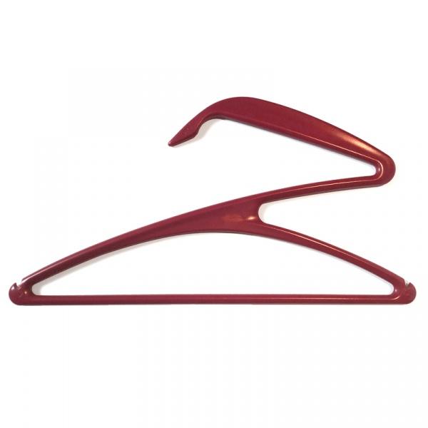 Wieszak na ubrania Gazel Clothes Hanger czerwony 3 szt. GL01R