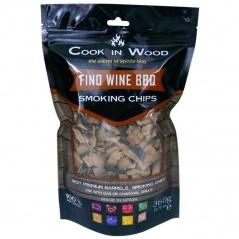 Wiórki wędzarnicze 0,36kg Cook in wood Fino brązowe