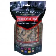 Wiórki wędzarnicze 0,36kg Cook in wood Porto brązowe