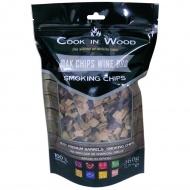 Wiórki wędzarnicze 0,36kg Cook in wood Wino brązowe