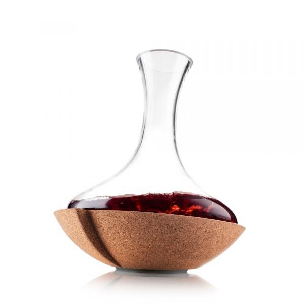 Wirująca karafka do wina Vacu Vin VV-76000602