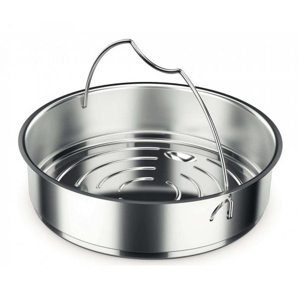 Wkład do gotowania do szybkowaru 26cm Fissler srebrny 10 700 00 820