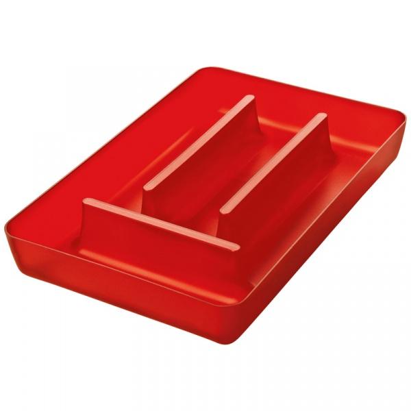 Wkład do szuflady na sztućce Koziol Rio czerwony KZ-5210536