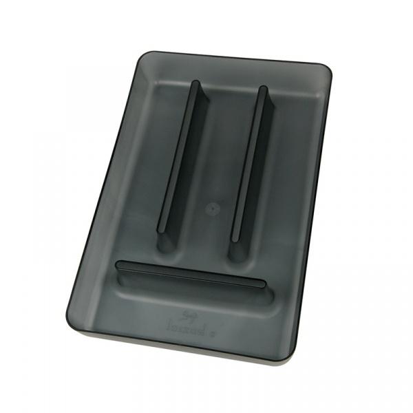 Wkład do szuflady na sztućce Koziol Rio szary KZ-5210540