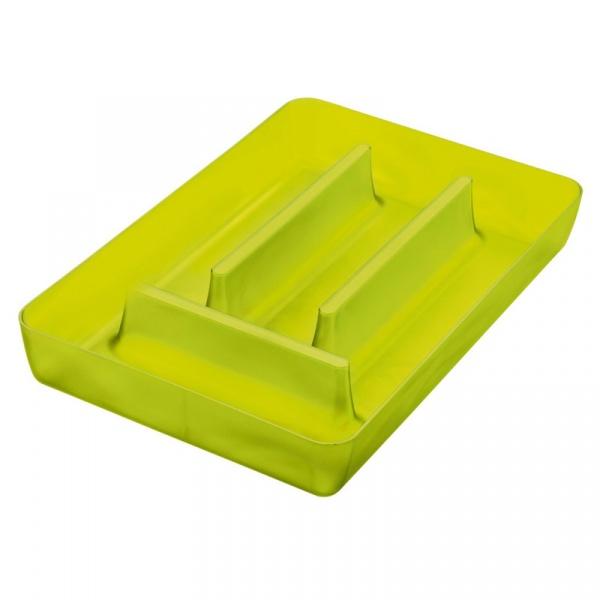 Wkład do szuflady na sztućce Koziol Rio zielony KZ-5210588