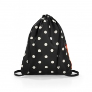 Worek mini maxi sacpack mixed dots