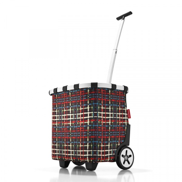 Wózek Reisenthel Carrycruiser wool OE7036