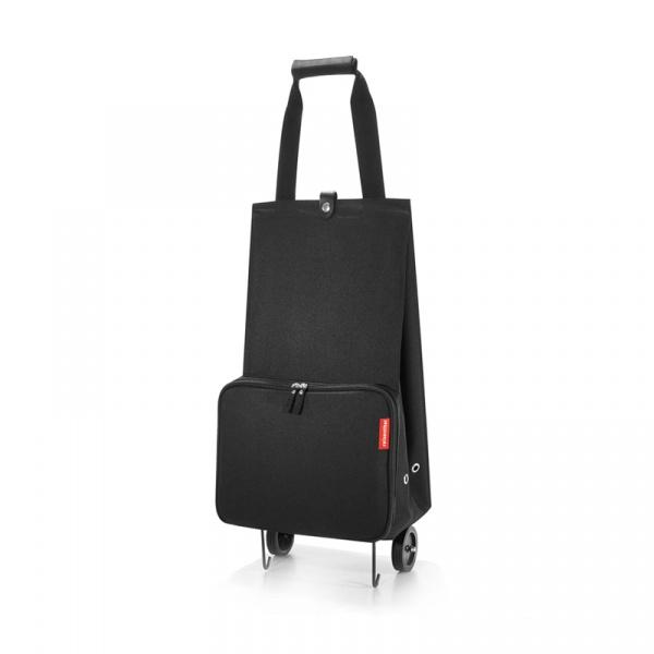 Wózek Reisenthel Foldabletrolley black RHK7003