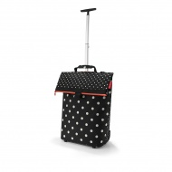 Wózek trolley M mixed dots