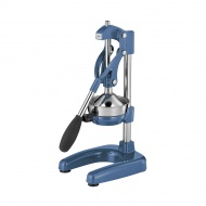 wyciskacz do cytrusów, 18x23x43 cm, niebieski