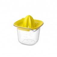 Wyciskacz do cytrusów z pojemnikem Tasty Colours Brabantia żółty