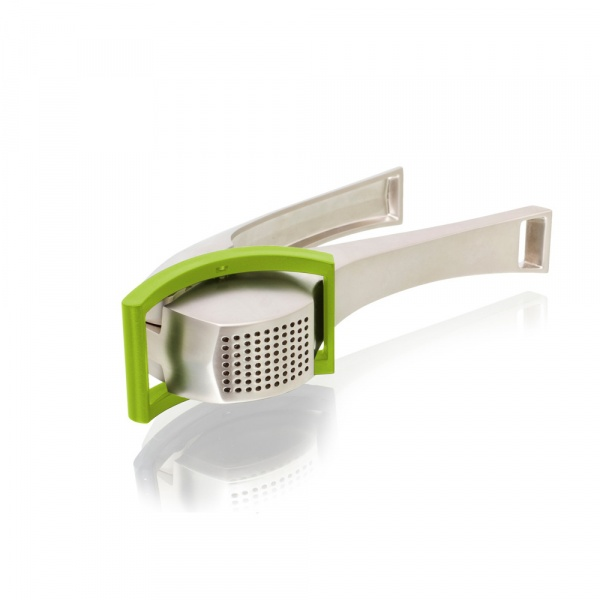 Wyciskacz do czosnku Tomorrows Kitchen J-Hook zielony TK-6883660