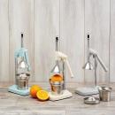 Wyciskarka do cytrusów z dźwignią Kitchen Craft Living Nostalgia kremowa