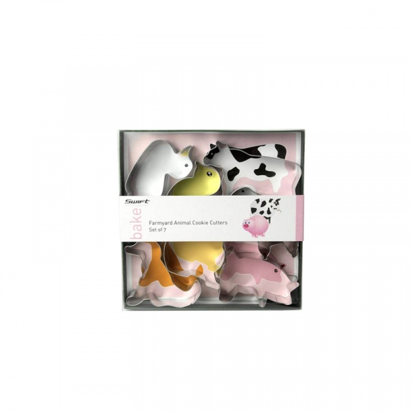 Wykrawacz do ciastek 7 szt. Swift farma DX-17848898