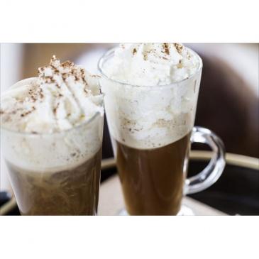 Wysokie szklanki do latte Sagaform Club