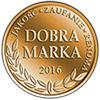 medal dla superwnetrze dobra marka 2016