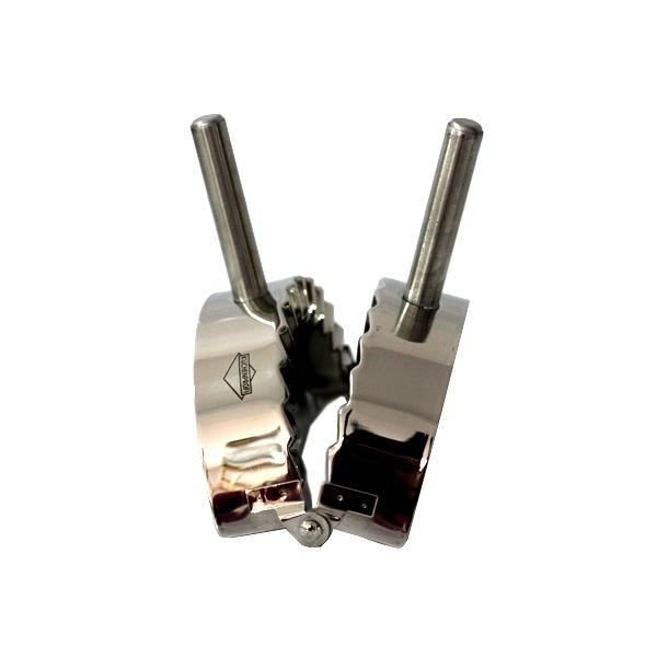 Zaciskacz do pierogów 12 cm Kuchenprofi duży KU-0803602800