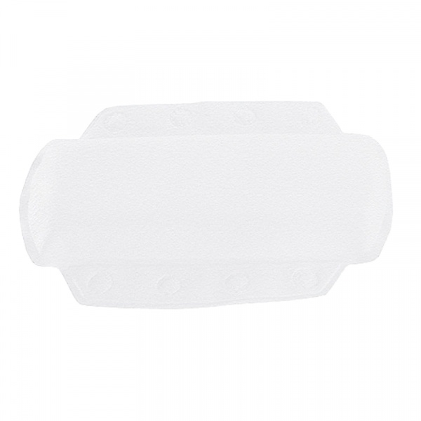 Zagłówek do wanny Kleine Wolke Arosa biały KW-0221100008
