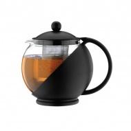 Zaparzacz do herbaty 1,2l Cafe Ole Everyday czarny