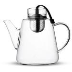 Zaparzacz do herbaty Amo czarny 1500 ml 23826