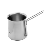 Zaparzacz do kawy 400 ml Weis Turco srebrny