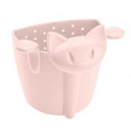 Zaparzaczka do herbaty kotek Koziol MIAOU jasny róż KZ-3236659