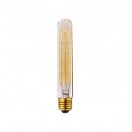 Żarówka Edisona 40W BF32 18x3x3 cm ALTAVOLTA DESIGN złota