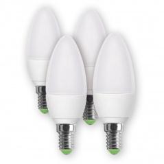 Żarówka LED 4 X 5W Retlux REL 16 LED C37 4x5W E14