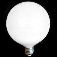 Żarówka Pełna Kula Mleczna LED 6W 12x9x9 cm ALTAVOLA DESIGN biała