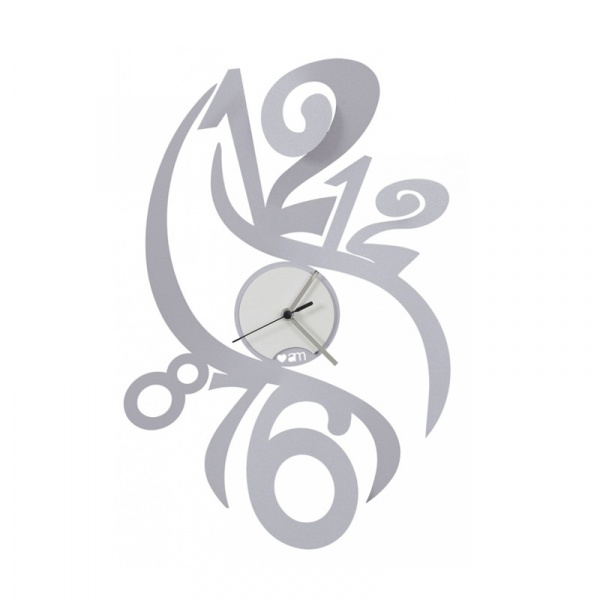 Zegar FENICE Srebrny 11028 C70