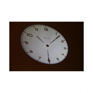 Zegar ledowy 17x7,5 cm NeXtime Projector
