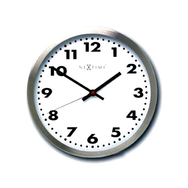 Zegar ścienny 26 cm NEXTIME Arabic 2519
