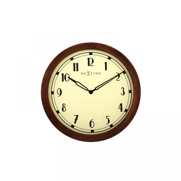 Zegar ścienny 26 cm Nextime Royal 3054