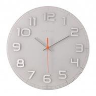 Zegar ścienny 30cm Nextime Classy biały