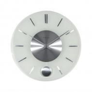 Zegar ścienny 40 cm NeXtime Stripe Pendulum