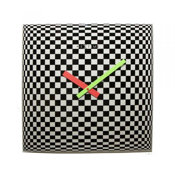 Zegar ścienny 43 cm NeXtime Victor 8178