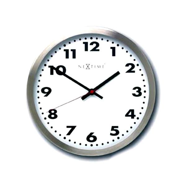 Zegar ścienny 45 cm NEXTIME Arabic 2523
