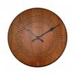 Zegar ścienny 50 cm NeXtime Wood Round 3113BR