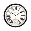 Zegar ścienny 51,6 cm NeXtime AmsterdamZegar ścienny 51,6 cm NeXtime Amsterdam 3128ZW