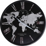 Zegar ścienny Glob Intesi