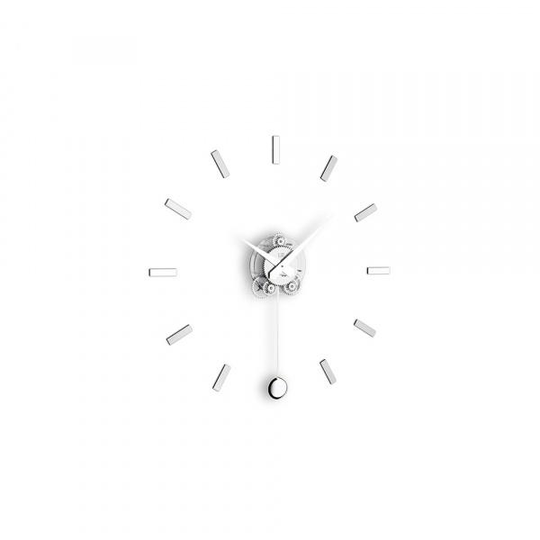 Zegar ścienny Incantesimo Design Illum Pendolo statico 202 M