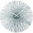 Zegar ścienny Koziol Silk antracytowy KZ-2328540
