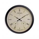Zegar ścienny Nextime Aaltje Weather Station