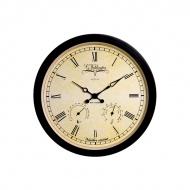 Zegar ścienny NEXTIME Altje Weather Station 25 cm