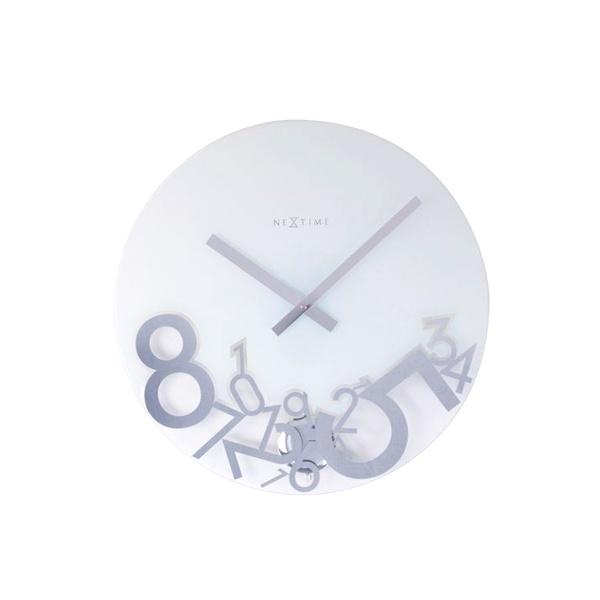 Zegar ścienny Nextime Dropped 8115