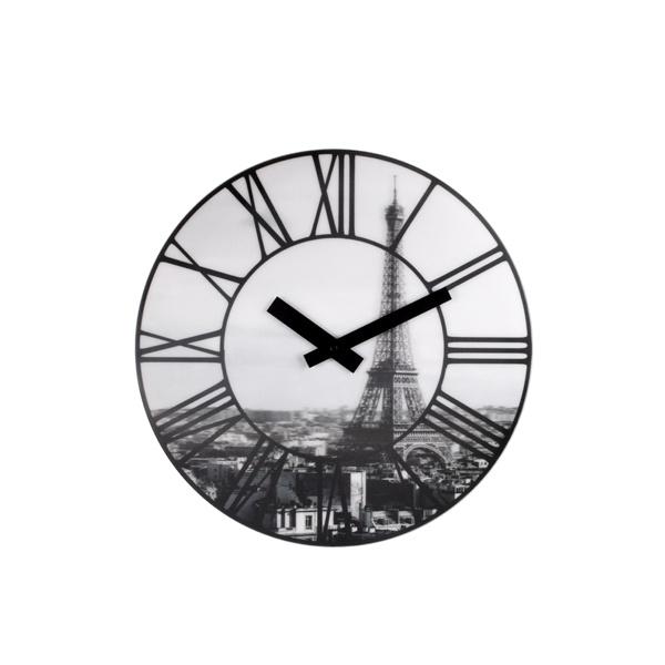 Zegar ścienny Nextime La Ville 3004